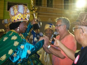 CARNAVAL 2013 - CAMPEÃO DO GRUPO B - MARACATUS DE BAQUE VIRADO