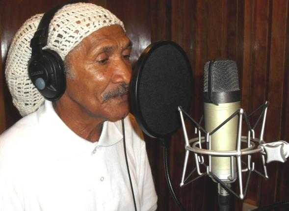 Mestre Tété - Voz Principal