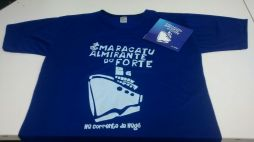 Camiseta e CD